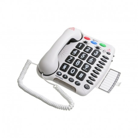 Zesílený telefon APW50